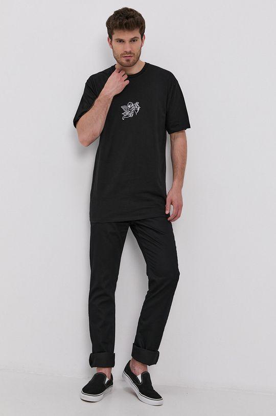 Vans - Tričko čierna