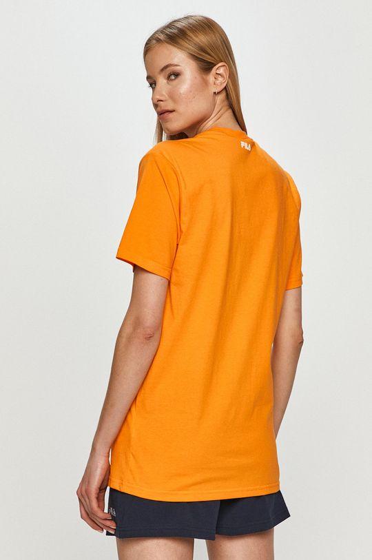 pomarańczowy Fila - T-shirt