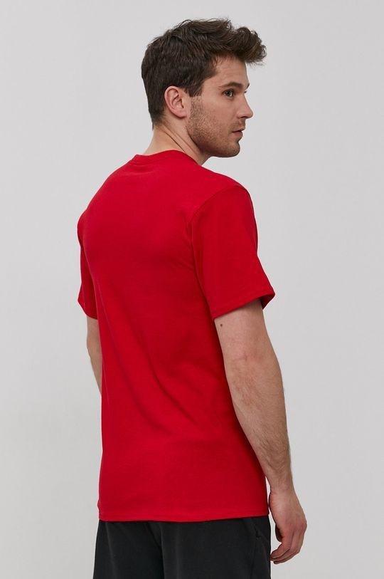 czerwony HUF - T-shirt
