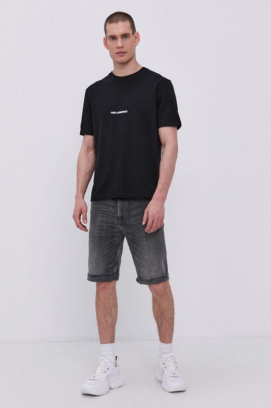Karl Lagerfeld - Tričko  100% Organická bavlna
