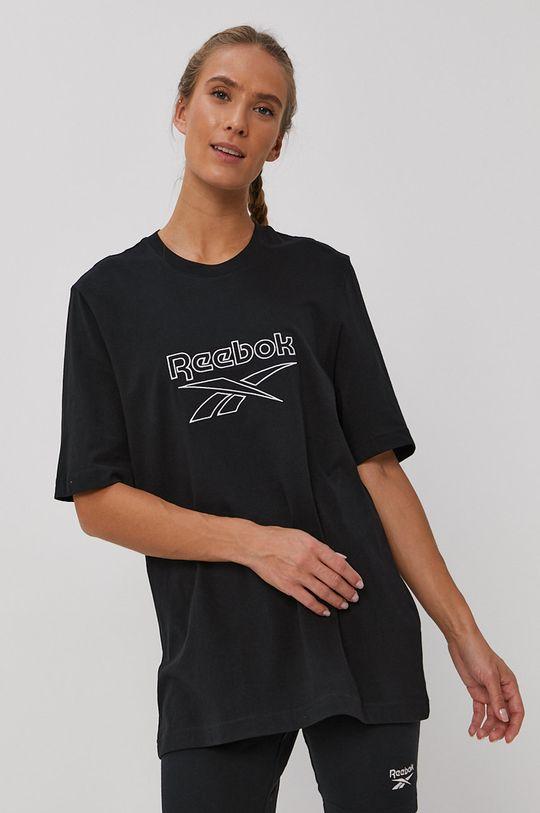 Reebok Classic - Tričko čierna