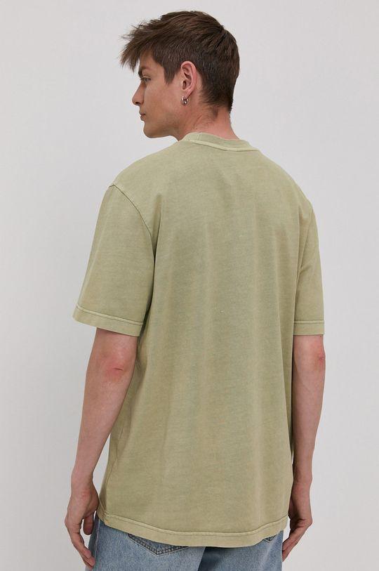 olivová Reebok Classic - Tričko