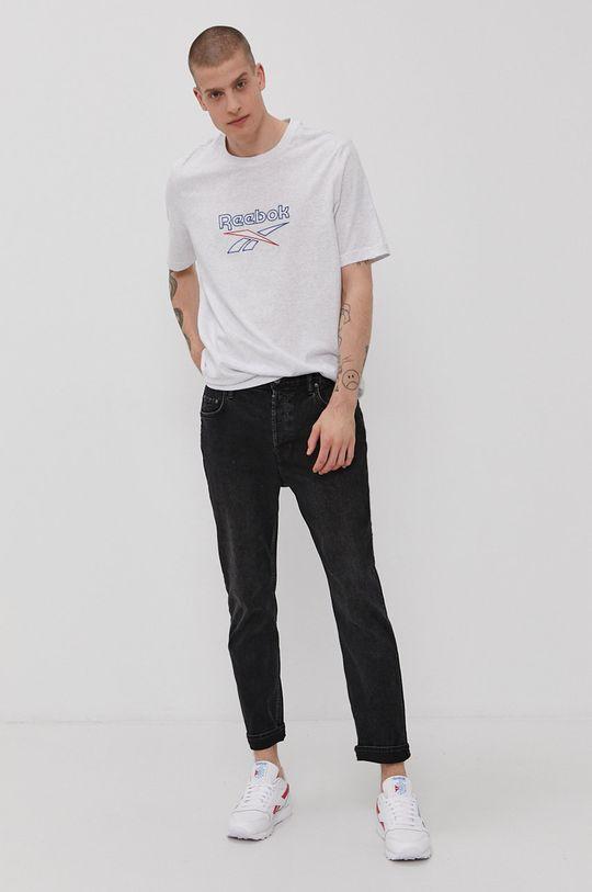 Reebok Classic - Tričko  Podšívka: 95% Bavlna, 5% Elastan Hlavní materiál: 100% Bavlna