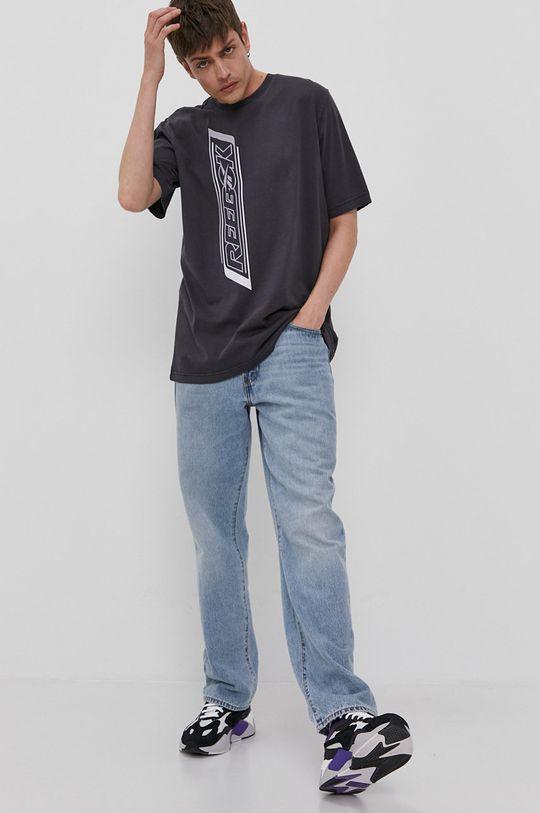 Reebok Classic - Tričko  100% Bavlna Elastická manžeta: 95% Bavlna, 5% Elastan