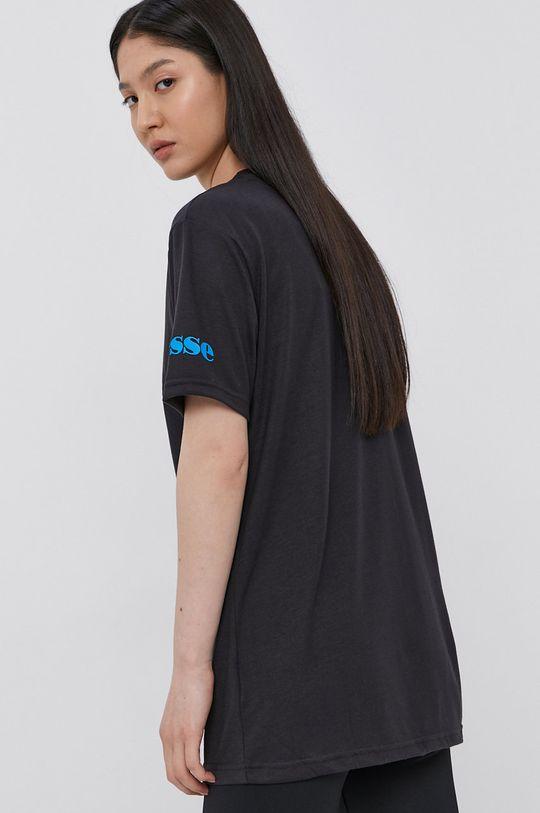 szary Ellesse - T-shirt