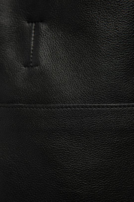 Answear - Kožená kabelka Dámsky