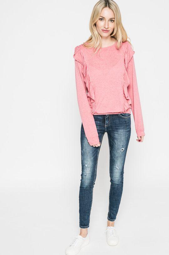 Answear - Blúzka ružová