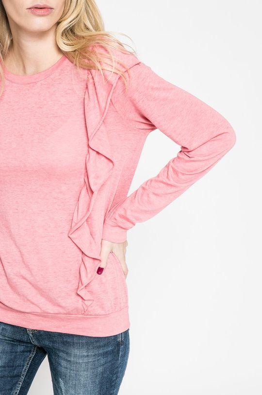 ružová Answear - Blúzka