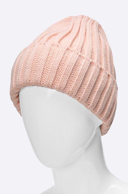 Answear - Čiapka pastelová ružová