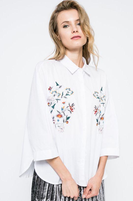 biela Answear - Košeľa Blossom Mood Dámsky