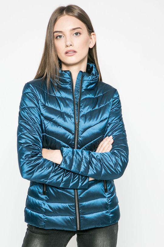 modrá Answear - Bunda Dámsky