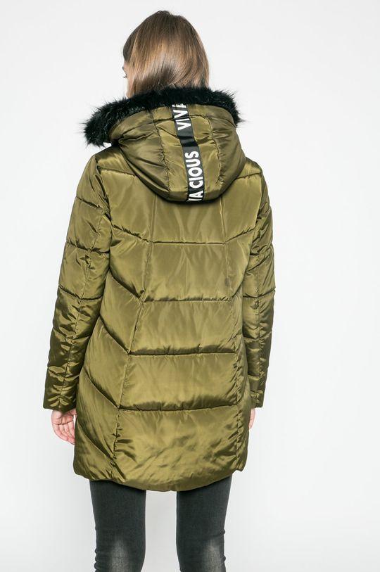 Answear - Bunda UR Your Only Limit <p>Podšívka: 100% Polyester Výplň: 100% Polyester Základná látka: 100% Polyester</p>