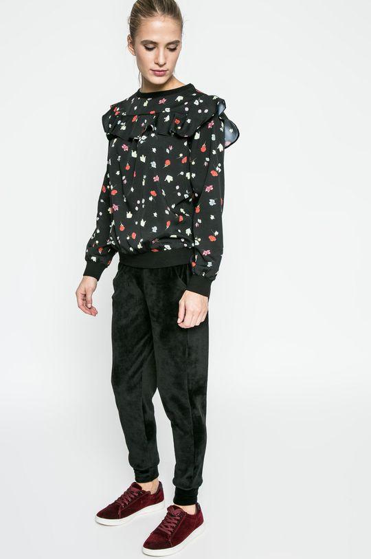 Answear - Nohavice Blossom Mood čierna