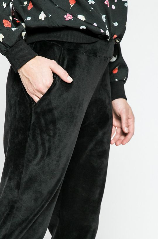 čierna Answear - Nohavice Blossom Mood