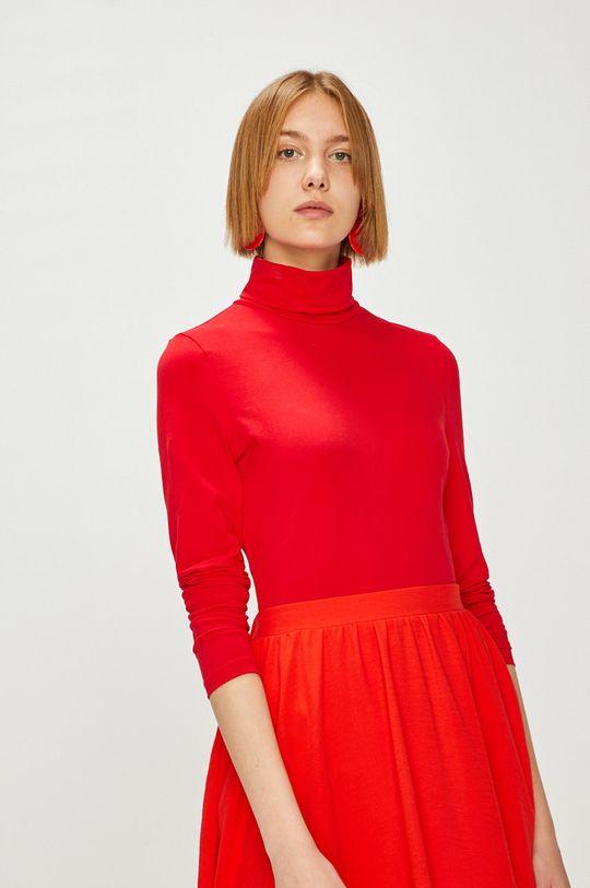 červená Answear - Blúzka Watch Me Dámsky