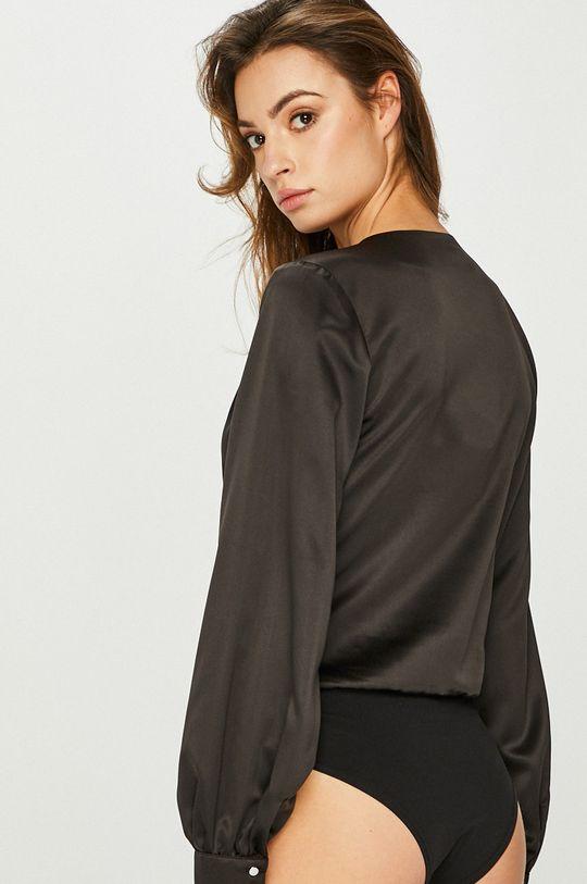 Answear - Bluzka Animal Me Materiał 1: 3 % Elastan, 97 % Poliester, Materiał 2: 15 % Elastan, 85 % Poliamid,