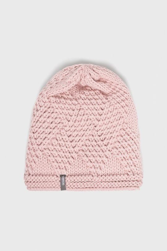 roz pastelat Answear - Caciula De femei