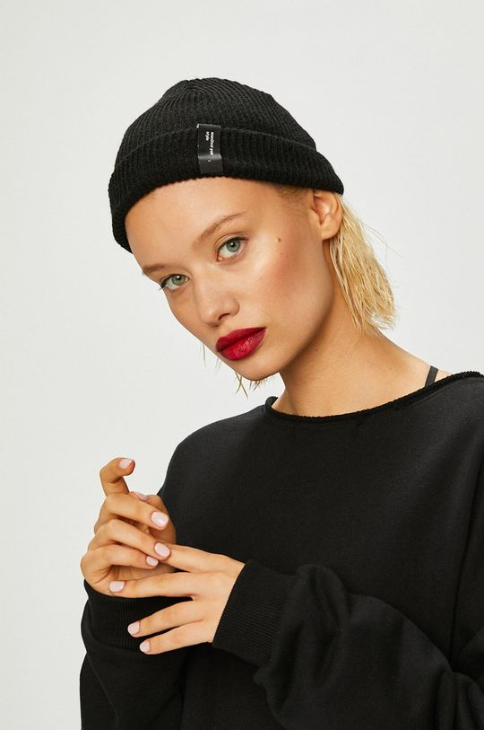 čierna Answear - Čiapka Manifest Your Style