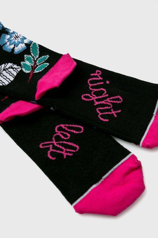 Answear - Ponožky Falling In Autumn <p>75% Bavlna, 5% Elastan, 20% Polyamid</p>