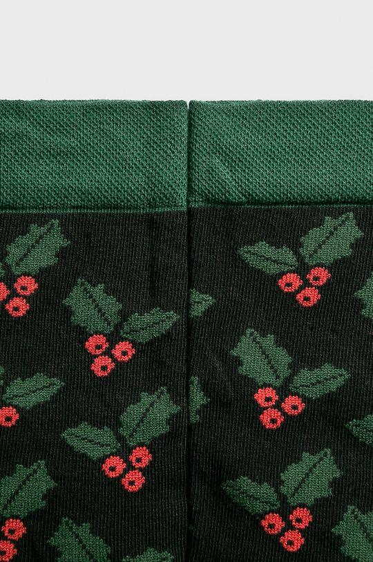 Answear - Ponožky <p>75% Bavlna, 5% Elastan, 20% Polyamid</p>