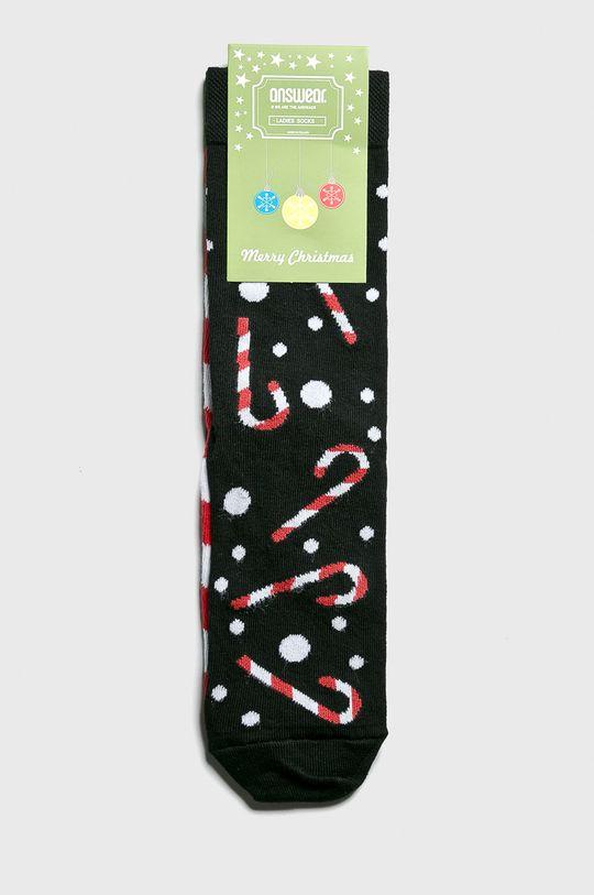 Answear - Ponožky viacfarebná