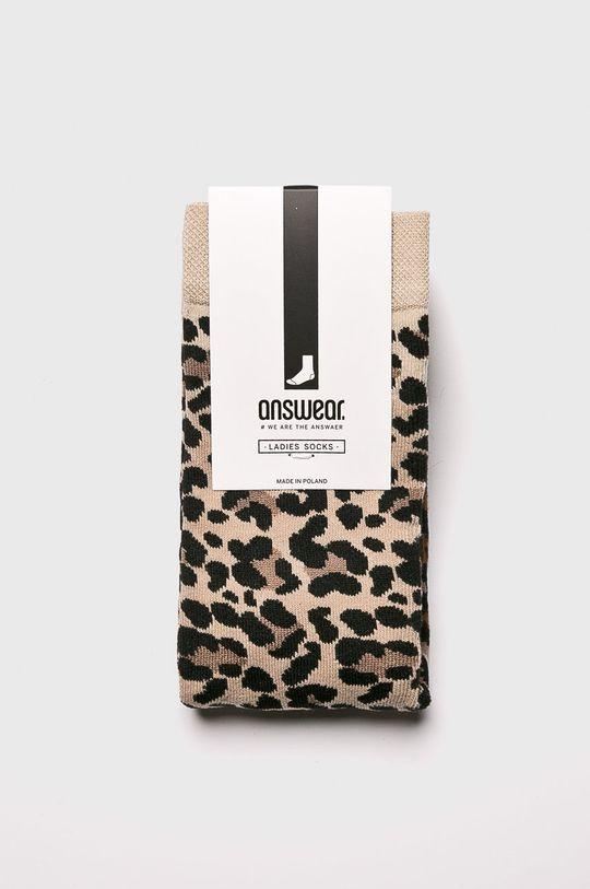 Answear - Ponožky Animal Me viacfarebná