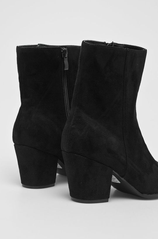 čierna Answear - Čižmy Heritage