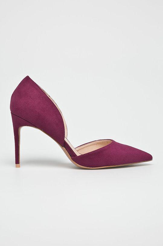 purpurový Answear - Lodičky Dámsky