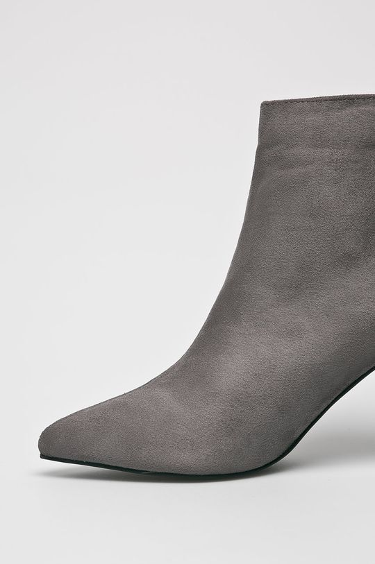 Answear - Botine Gamba: Material textil Interiorul: Material textil Talpa: Material sintetic