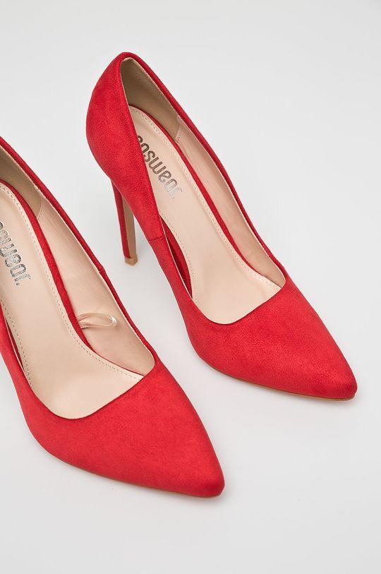 Answear - Lodičky červená
