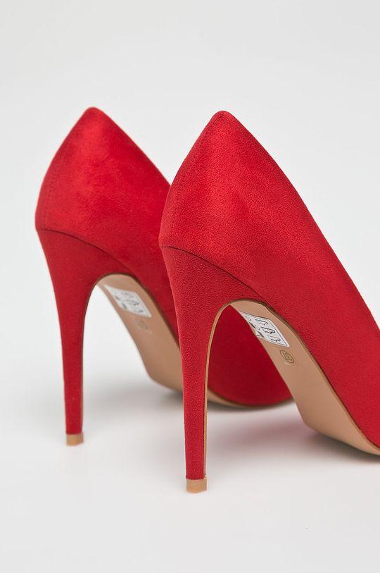 červená Answear - Lodičky