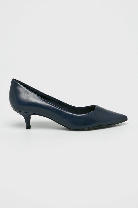 modrá Answear - Lodičky Heritage Dámsky