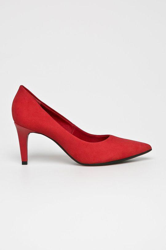 červená Answear - Lodičky Dámsky