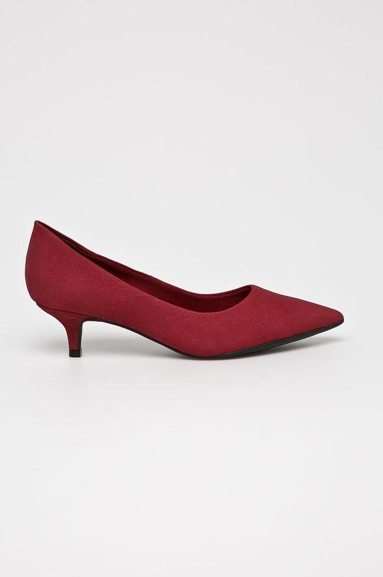 castan Answear - Pantofi cu toc Heritage De femei