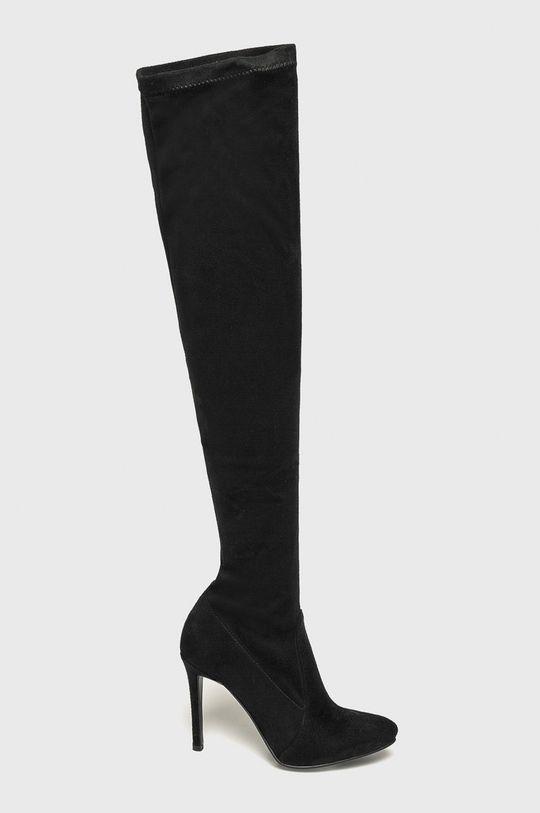 negru Answear - Cizme De femei