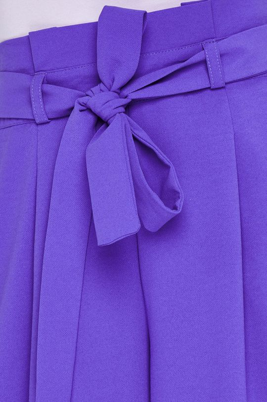 fialová Answear - Nohavice Violet Kiss