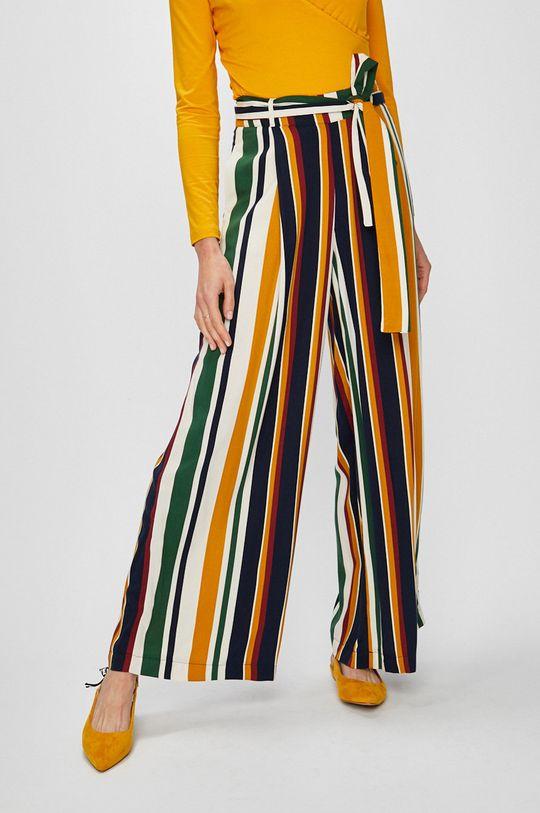 multicolor Answear - Pantaloni De femei