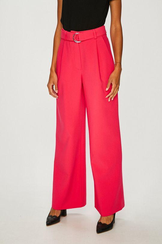 roz Answear - Pantaloni De femei