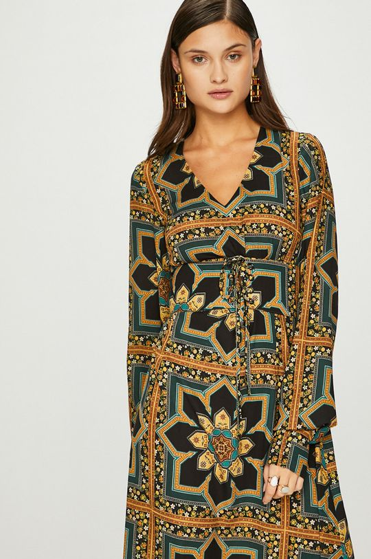 viacfarebná Answear - Šaty Heritage