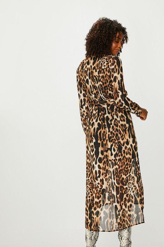 Answear - Šaty Animal Me <p>Základná látka: 100% Polyester</p>