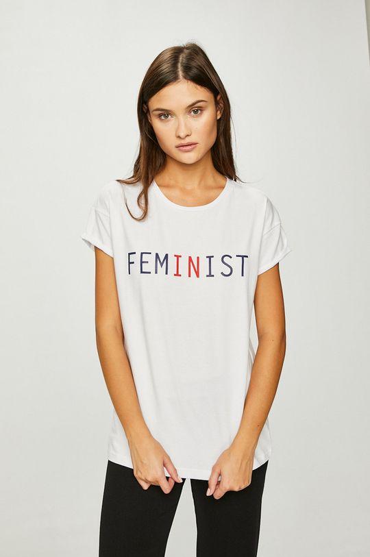 biela Answear - Top Femifesto Dámsky