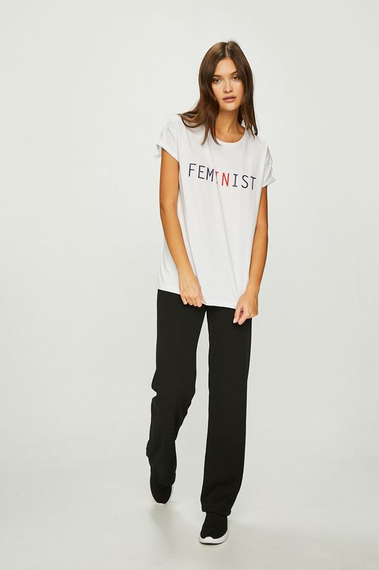 Answear - Top Femifesto biela