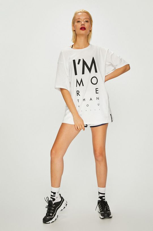 Answear - Top Manifest Your Style biela