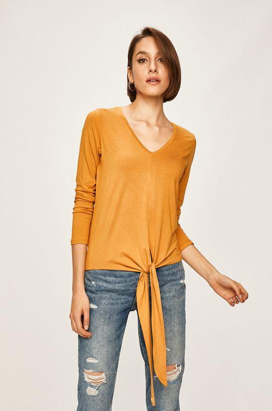 mustar Answear - Bluza De femei