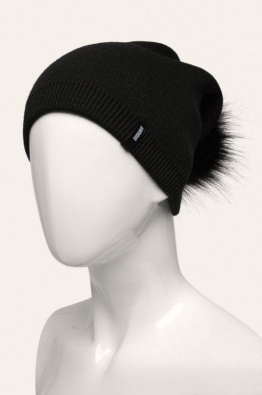 Answear - Čiapka čierna