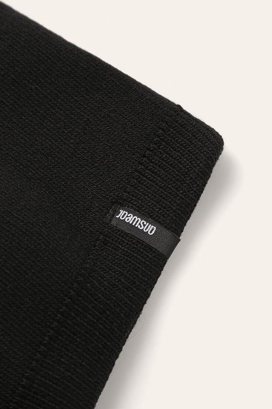 čierna Answear - Čiapka