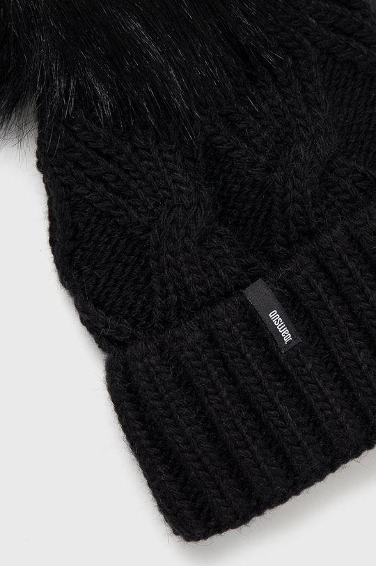 negru Answear - Caciula si fular