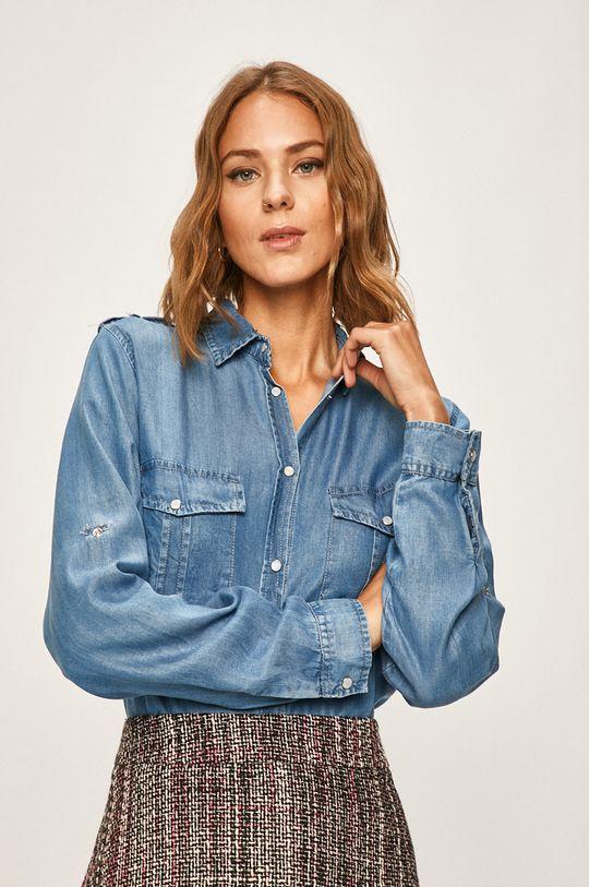 albastru Answear - Camasa De femei