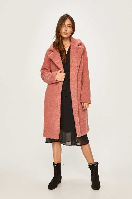 Answear - Kabát ružová