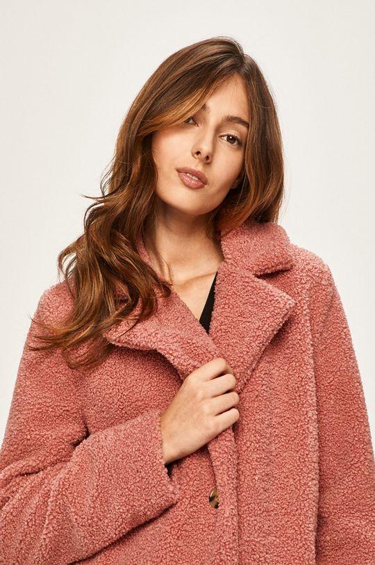 ružová Answear - Kabát